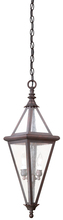 Troy FCD8996OR - Two Light Old Rust Hanging Lantern