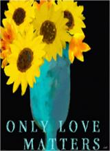 "Style Craft DW32194DS - ""only love natters"" wall decor"