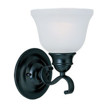 Maxim 11807ICBK - Linda 1-Light Wall Sconce