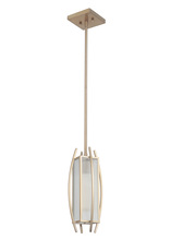 Craftmade 46030-BB - Kodo 1 Light Small Foyer in Brushed Bronze