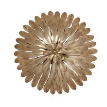 Crystorama 505-GA_WALL - Crystorama Broche 4 Light Antique Gold Sconce