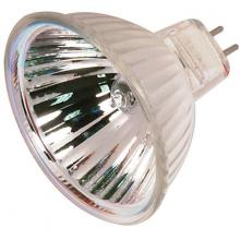 Satco Products Inc. S2621/TF - 35 watt; Halogen; MR16; 4000 Average rated Hours; Miniature 2 Pin Round base; 12 volts; Shatter proo