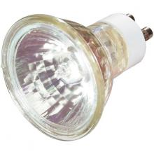Satco Products Inc. S3517/TF - 50 watt; Halogen; MR16; 2000 Average rated Hours; 550 Lumens; GU10 base; 120 volts; Shatter proof