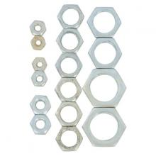 Satco Products Inc. S70/152 - Locknuts; 16 Assorted