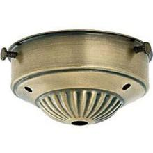 "Satco Products Inc. 90/678 - 3 1/4"" Fitter AntiqueBrass Finish"