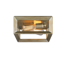 Golden Canada 2073-FM WG - Smyth Flush Mount in White Gold