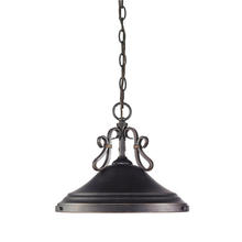 Golden Canada 4414-L ABZ - Navarro 2 Light Pendant in Aged Bronze