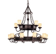Savoy House Canada 1-2233-15-25 - San Gallo 15 Light Chandelier