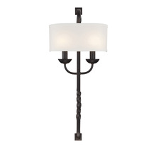Savoy House Canada 9-5950-2-25 - Oberon 2 Light Sconce