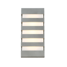 WAC Canada WS-W23614-GH - FOLSOM 14IN OUTDOOR SCONCE 3000K