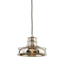 Artcraft AC10292CH - Fifth Avenue 1 Light  Chrome Pendant