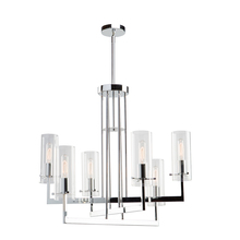 Artcraft AC10986 - Brinkley AC10986 6 Light Chandelier