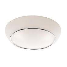Artcraft AC2152 - 3 Light  Chrome Flush