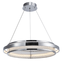 Artcraft AC7051 - Gemma AC7051 1 Light Chandelier