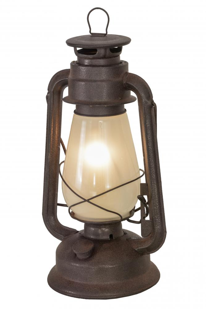 Beautiful 12 H Miners Lantern Table Lamp 151908 The Electrical