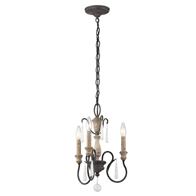 Mini chandeliers